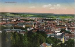 CPSM ZWEIBRUCKEN (Allemagne-Rhénanie Palatinat) - Vue Générale - Zweibruecken