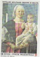 SMOM-1987 Christmas 279 MNH - Malte (Ordre De)