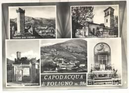 2194-CAPODACQUA DI FOLIGNO(PERUGIA)-FG - Foligno