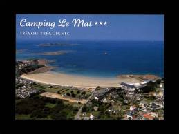 22 - TREVOU-TREGUIGNEC - Camping Le Mat - Commune De Perros-Guirec - Perros-Guirec