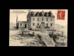 22 - TREVOU-TREGUIGNEC - Grand Hôtel De La Plage De Trestel - Commune De Perros-Guirec - Perros-Guirec