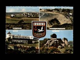 22 - TRESTEL - Multi Vues - Sanatorium - 37 - Commune De Perros-Guirec - Perros-Guirec