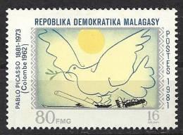 Madagascar   N° 661  ** - Madagascar (1960-...)