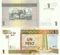 1 Note CUBA 1 Peso Conv. 2006   UNC - Cuba
