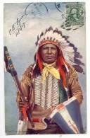 """E 925 - Chief Eagle Track """" Edit Raphael Truck & Sons' - Indiens De L'Amerique Du Nord"""