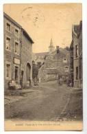 E633 - Harzé - Fond De La Ville ( Un Coin De Rue) - Aywaille