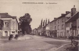 14 CREVECOEUR EN AUGE - LE CARREFOUR - France