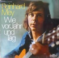 * LP *  REINHARD MEY - WIE VOR JAHR UND TAG (Club-Sonderauflage 1974 EX-!!!) - Vinylplaten