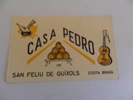 San Feliu De Guixols Casa Pedro - Spain
