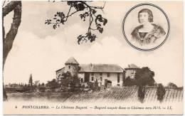 38 - Pontcharra - Le Château Bayard - Bayard Naquit Dans Ce Château Vers 1473 - LL N° 4 (non Circulée) - Pontcharra