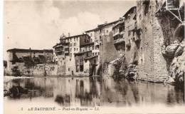 38 - Le Dauphiné - Pont-en-Royans  - LL N° 5 (non Circulée) - Pont-en-Royans