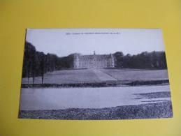 Cp Château De Croissy Beaubourg   Edit. E Mignon 2265 - Francia