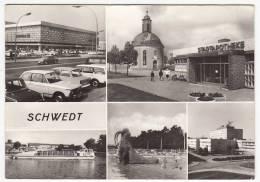 GERMANY - Schwedt, Year 1984, Apotheke - Schwedt