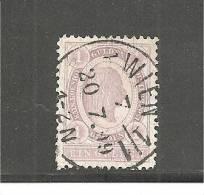 Mi. 67 Mit Vollstempel 1899