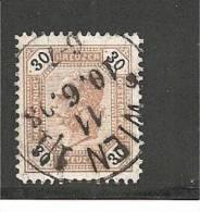 Mi. 65 Mit Klarem Vollstempel 1898