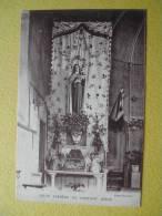 LISIEUX. La Chapelle Des Carmélites. La Statue De Sainte-Thérèse. - Lisieux