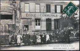 PROCHEVILLE ECOLE - Porcheville
