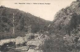 MARCILLAT  - 03 -  La Vallée Du Bouron    1032 - Andere Gemeenten