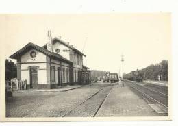 GASTUCHE - La Gare (avec Train à Vapeur - Grez-Doiceau - Environs De Wavre - Pécrot - Nethen, Etc...) - Grez-Doiceau