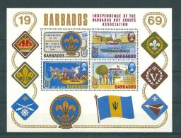 Barbade: BF 2 ** - Non Classés