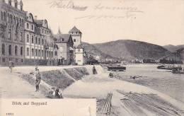 20817 Boppar Auf Blick Boppard. 16352 Reinick Rubin Magdeburg 1906 ! état !