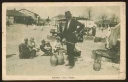 ALBANIA ALBANIEN Valona Old Postcard #79 - Albanien