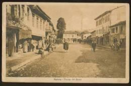 ALBANIA ALBANIEN Valona Old Postcard #81 - Albanien