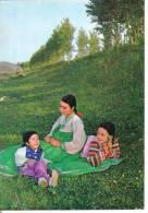 Corea Del Sud-a Landscape Of Korean Farm Village - Corea Del Sud
