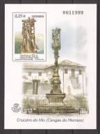 ESPO79-B049TARO.España. Spain.Espagne. Cruceiro De HIO.Cangas De Morrazo.EXFILNA .2003.(Ed  PO79) Sin Charnela. LUJO - Arte