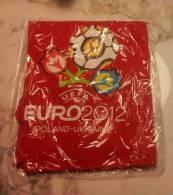 COCA-COLA - Official T-Shirt UEFA EURO 2012 - POLAND - UKRAINE - Size M - Never Open - Football Calcio Fútbol Fußball - Coca-Cola