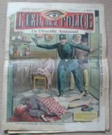 L'Oeil De La Police N° 30 - Livres, BD, Revues
