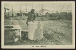 ALBANIA ALBANIEN Old Postcard #96 - Albanien