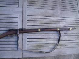 Rare Carabine De Cavalerie Modèle 1866 De Traite Vendu Dans La Corne De L´Afrique Par De Monfreid - Armes Neutralisées