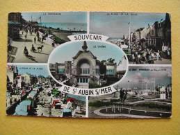 SAINT AUBIN SUR MER. Multivues. - Saint Aubin