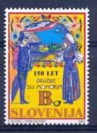 SI 2001-363 150A° MOHORJEV KOLENDAR, SLOVENIA, 1v, MNH - Kostüme