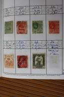 7 Stamps Timbres De Guyane Britannique  British  Guiana  Haiti Libia Colonie Italienne (.)   Voir Photos - Timbres