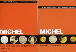 EURO Plus Münzen Deutschland MICHEL 2012 Neu 46€ Aller 20 €-country For EUROPA-numismatic New Coins Catalogue Of Germany - Creative Hobbies
