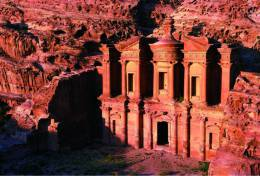The Seven Wonders Of The World - Petra-Jordan Postcard Collector - Historia