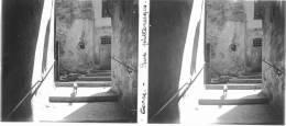 CORSE - RUE PITTORESQUE - 1 - Plaques De Verre