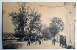 Préhy ( Yonne ) - Route D'auxerre - L'abreuvoir , Animation - Other Municipalities