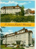 CP.   ALTENBERGE.  ST.  JOHANNES  HOSPITAL.  Pli  Haut  Droit - Steinfurt