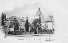62 Bapaume, Presbytère Et La Tour De L'église - Bapaume