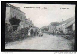 52 - RARE: St BROINGT LE BOIS - LA RUE - France