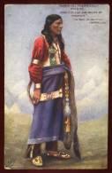 Cpa  Etats Unis  Indien Amérique Du Nord   HB11 - Indiens De L'Amerique Du Nord
