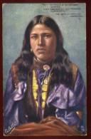 Cpa  Etats Unis  Indien Amérique Du Nord  (3)  HB11 - Indiens De L'Amerique Du Nord