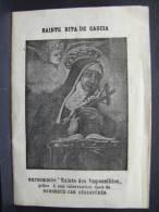 IP. B3. Saint Rita De Cascia - Religion & Esotérisme