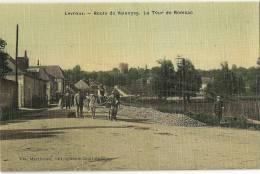 LEVROUX.  Route De Valençay.  La Tour De Romsac. - Autres Communes