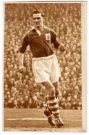 SPORTS FOOTBALL PLAYER JOHNNY WATTS BRIMINGHAM CITY F.C. 1956. AUTOGRAPH PHOTOGRAPHY - Postcards