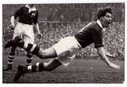 SPORTS FOOTBALL PLAYER NOEL KINSEY BRIMINGHAM CITY F.C. 1956. AUTOGRAPH PHOTOGRAPHY - Postcards