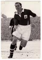 SPORTS FOOTBALL PLAYER PETER MURPHY BRIMINGHAM CITY F.C. 1956. AUTOGRAPH PHOTOGRAPHY - Postcards
